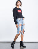Feelin' Super Sweatshirt - 2020AVE