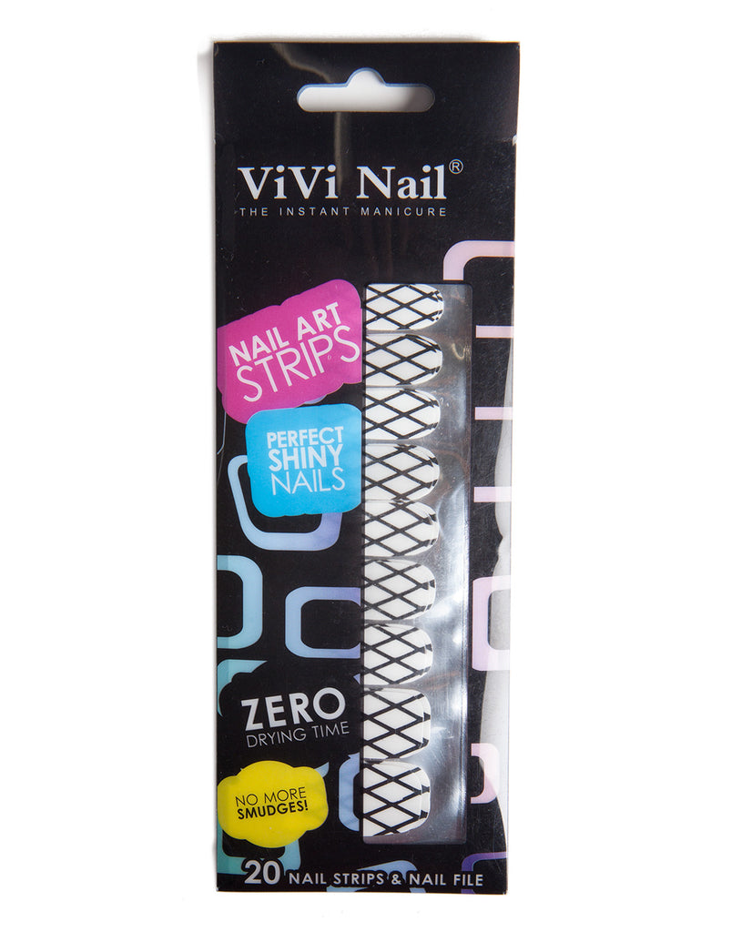 Fence Nail Art Strips - 2020AVE