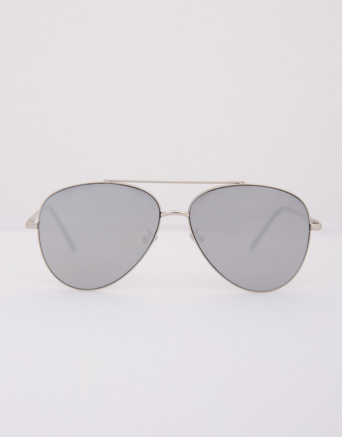 Flat Reflection Aviators