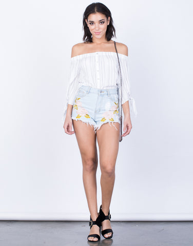Flow with me Blouse - 2020AVE