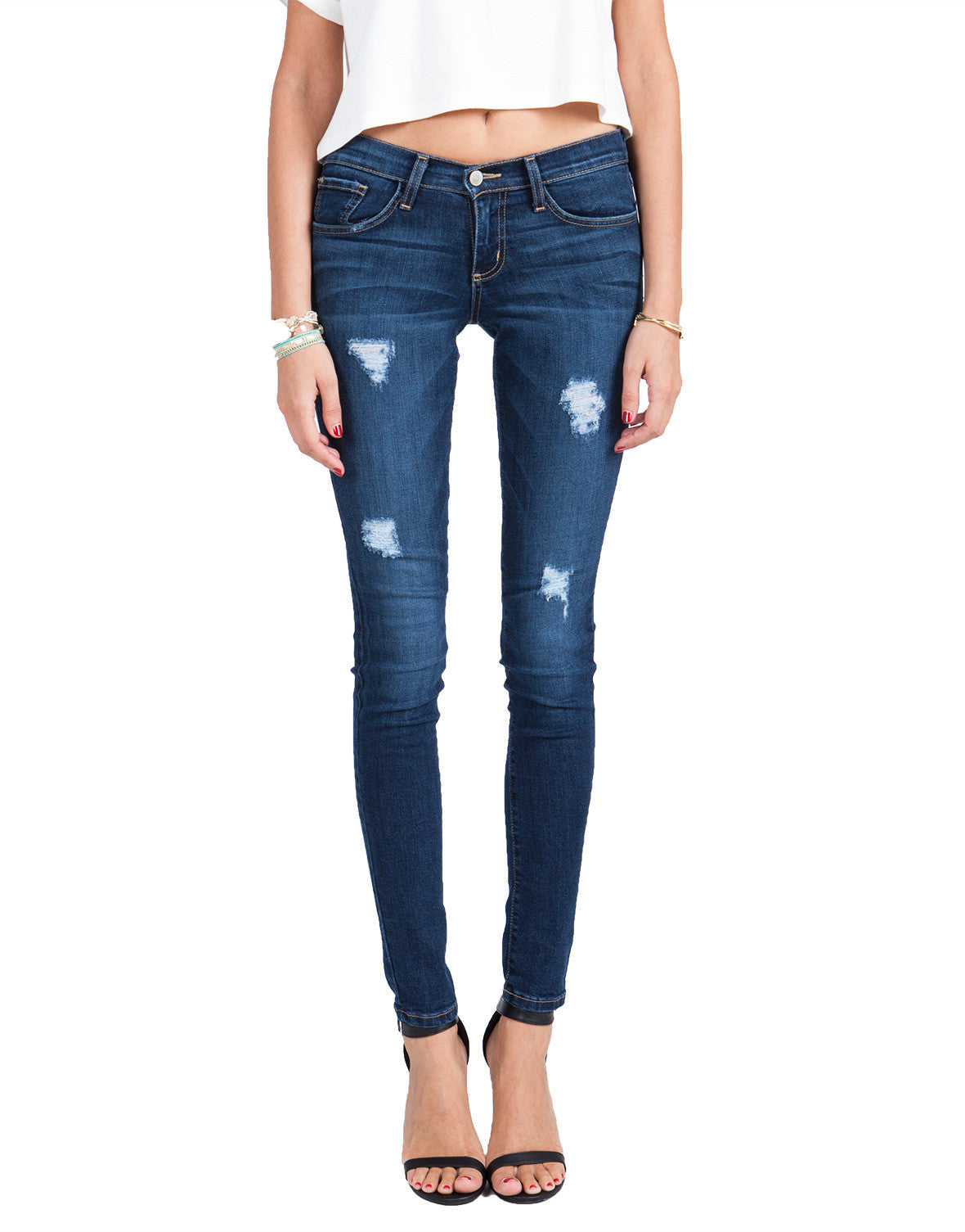 Flying Monkey Distressed Jeans - 29 - 2020AVE