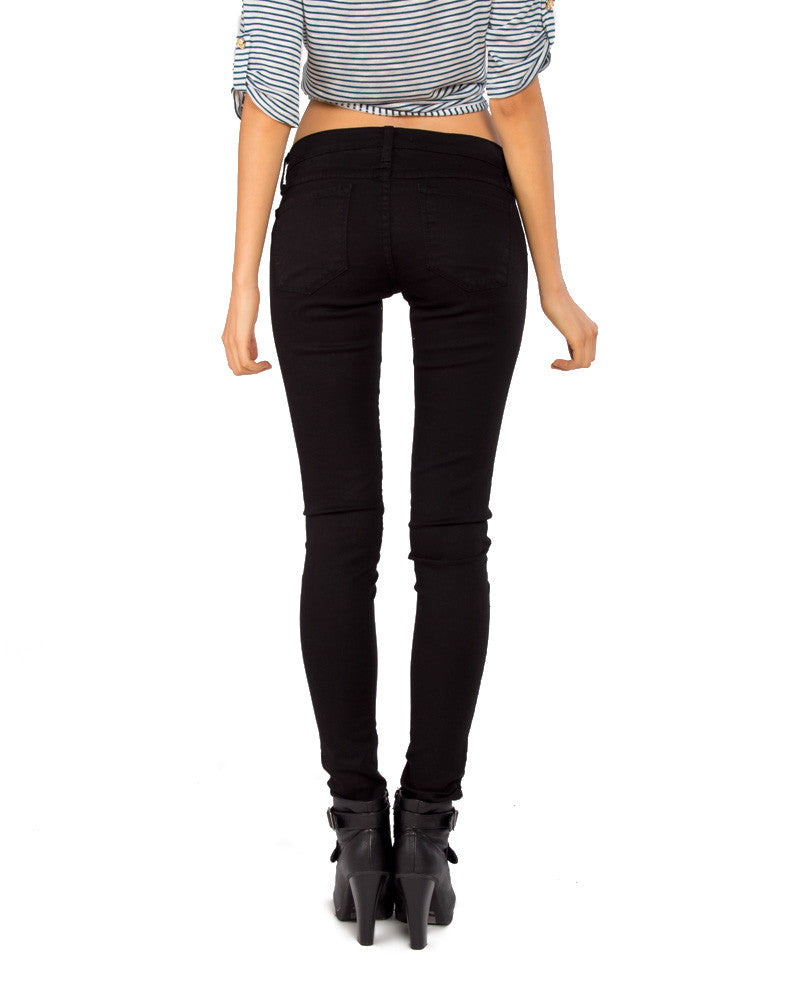 Flying Monkey L7384 Jeggings - Black - 2020AVE