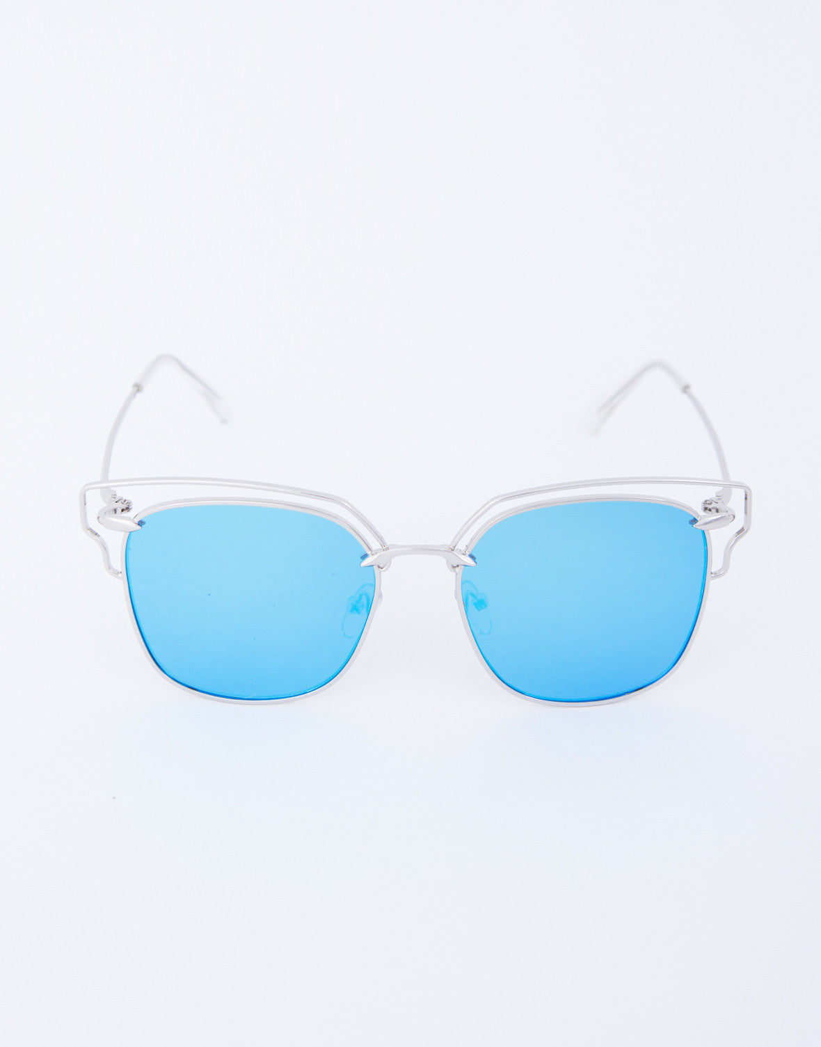 Framed Mirrored Sunnies - 2020AVE