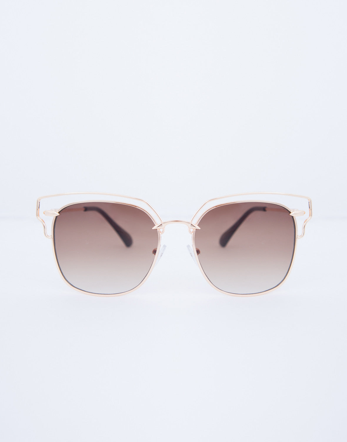 Framed Mirrored Sunnies