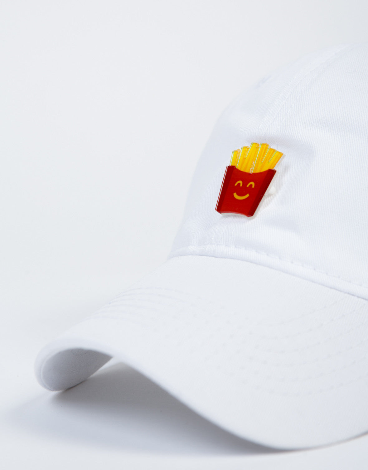 French Fries Baseball Cap