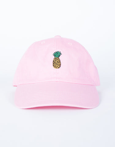 Fresh Pineapple Cap