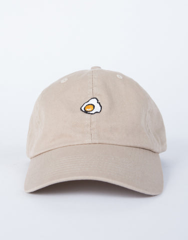Fried Egg Baseball Cap