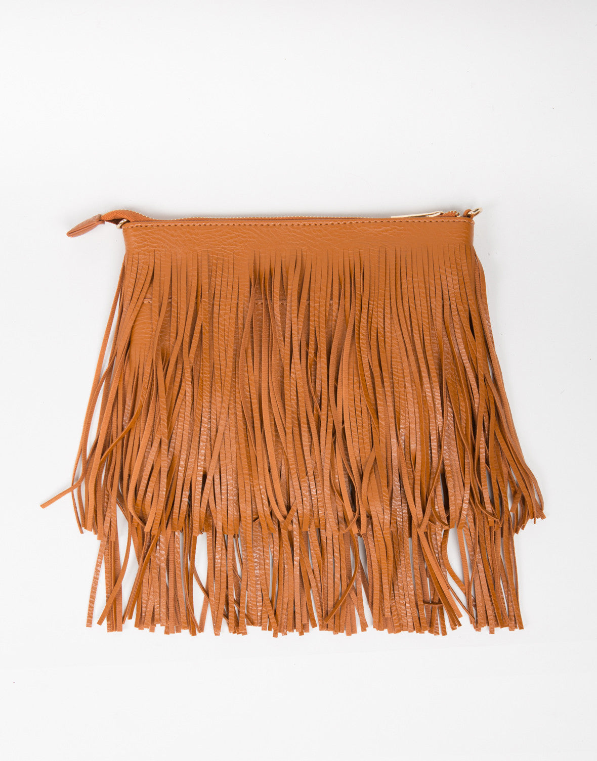 Fringe Out Crossbody Bag