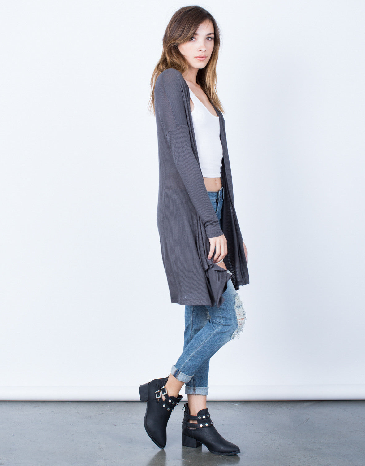 Full of Flow Cardigan - 2020AVE