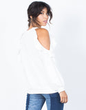 Fun Ruffled Sweater - 2020AVE