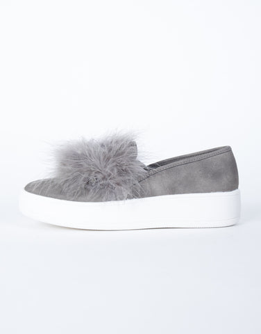 Furry Friend Sneakers