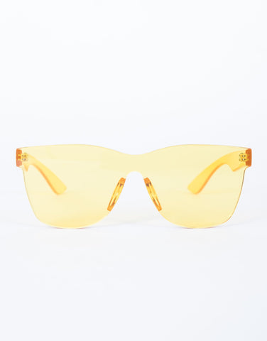 Futuristic Views Sunnies - 2020AVE