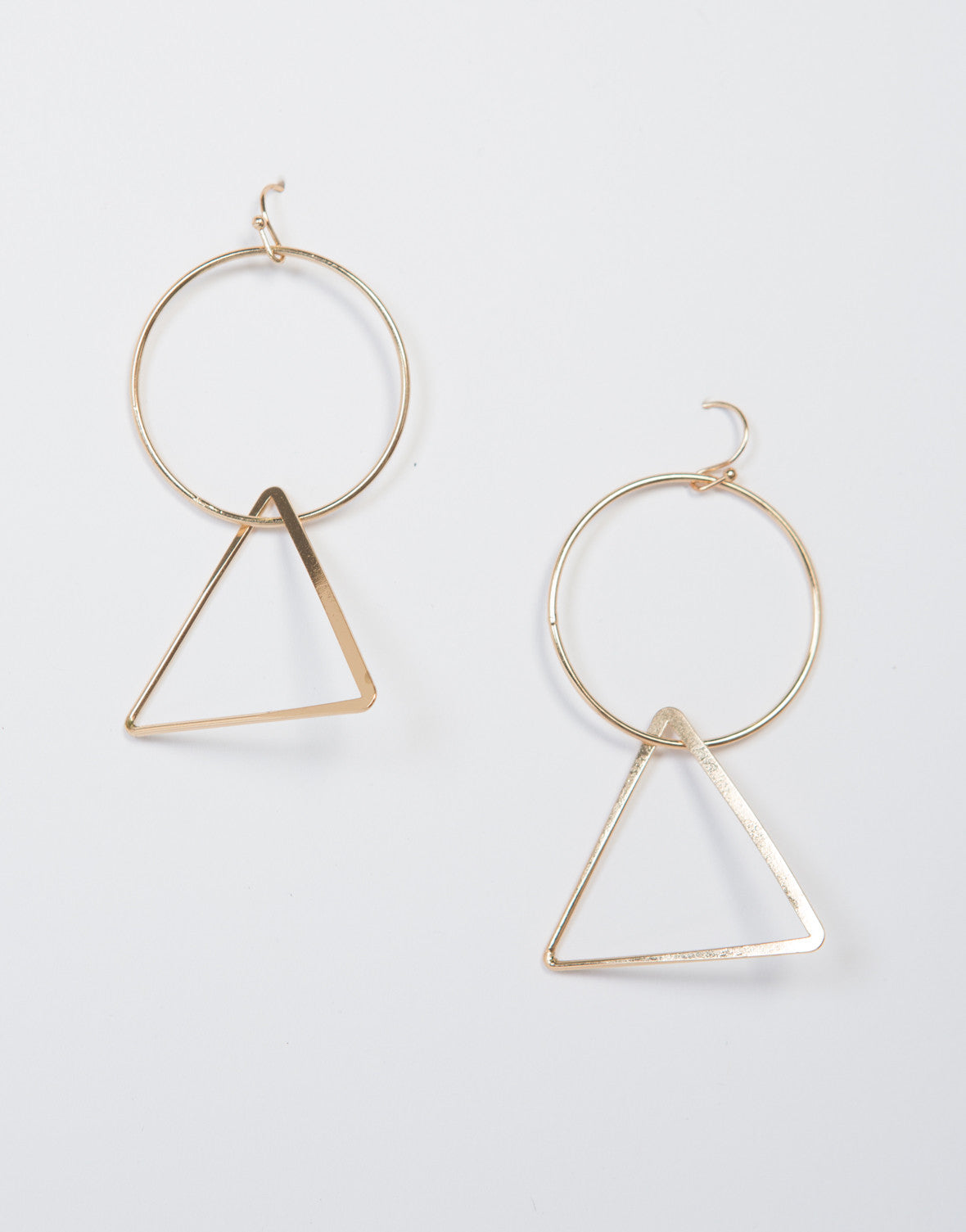Geo Drop Earrings - 2020AVE