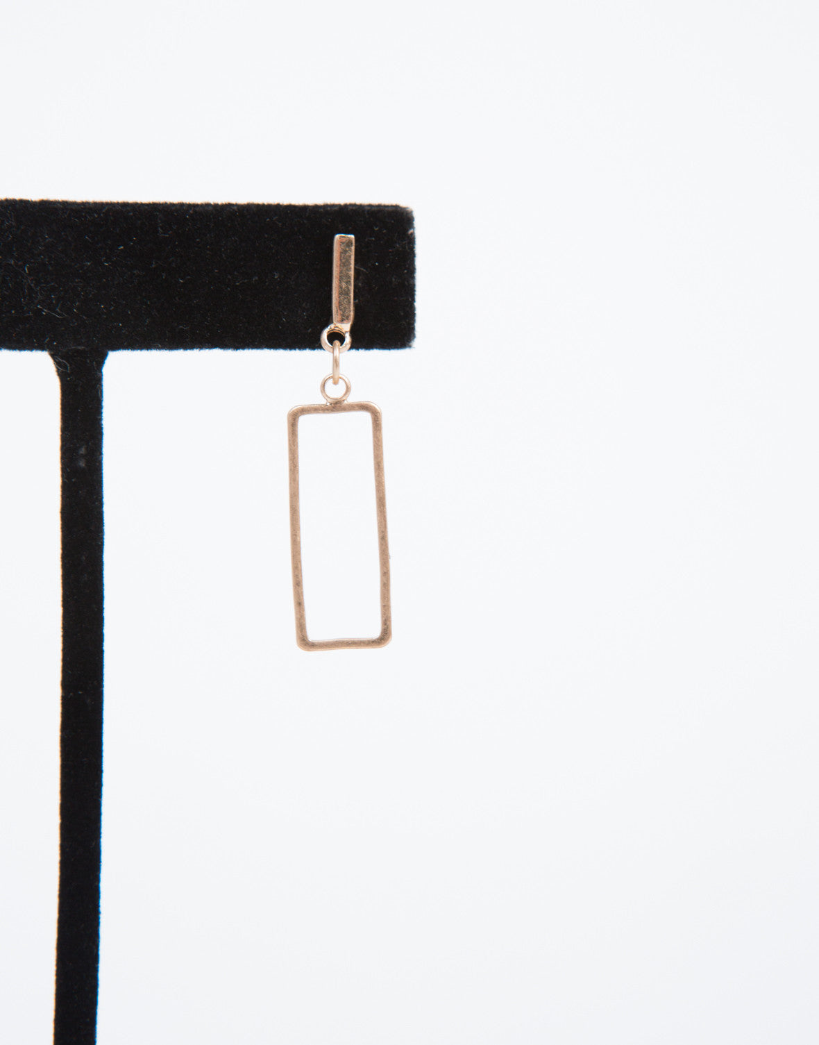 Geometric Mix Matched Earrings