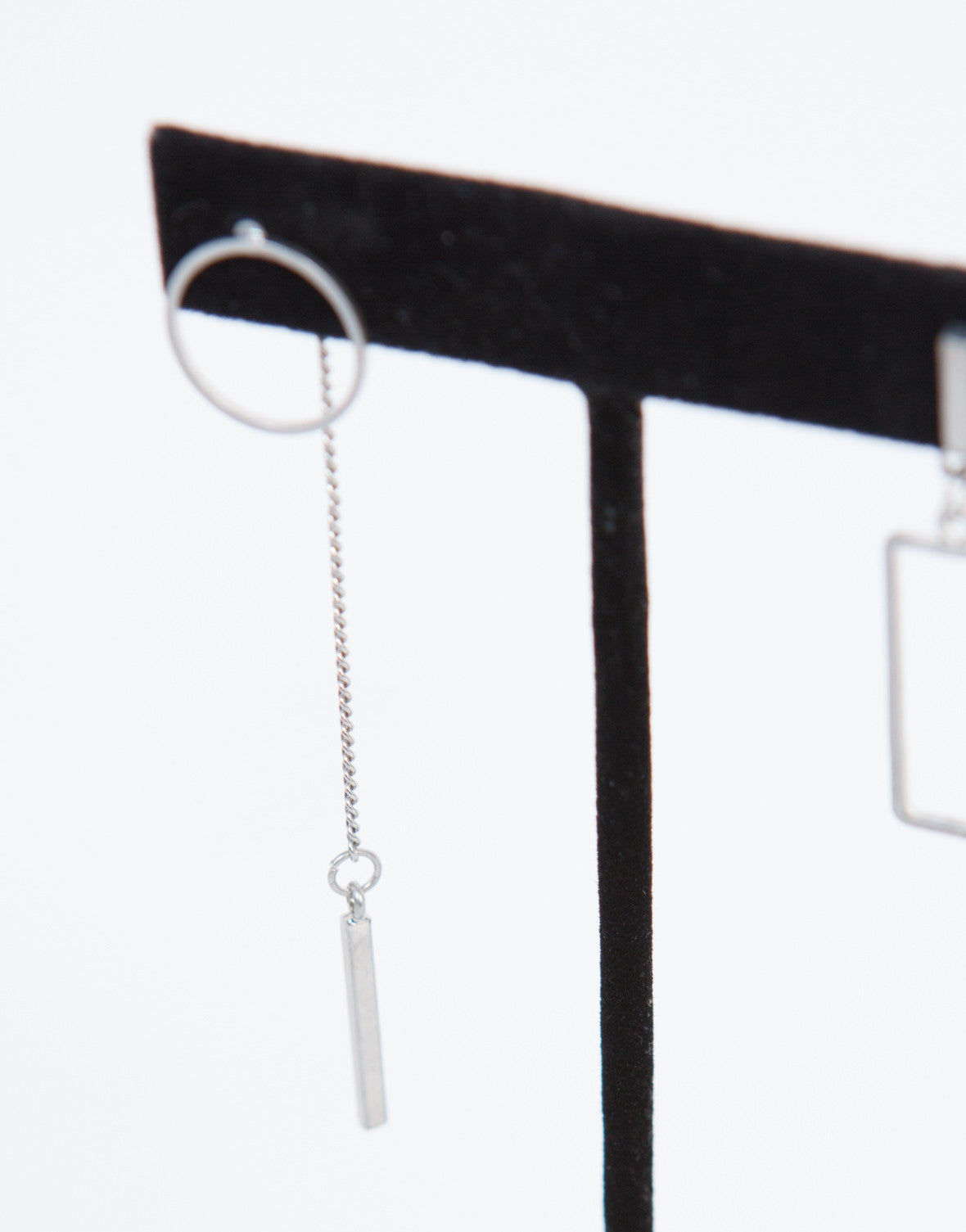 Geometric Mix Matched Earrings - 2020AVE