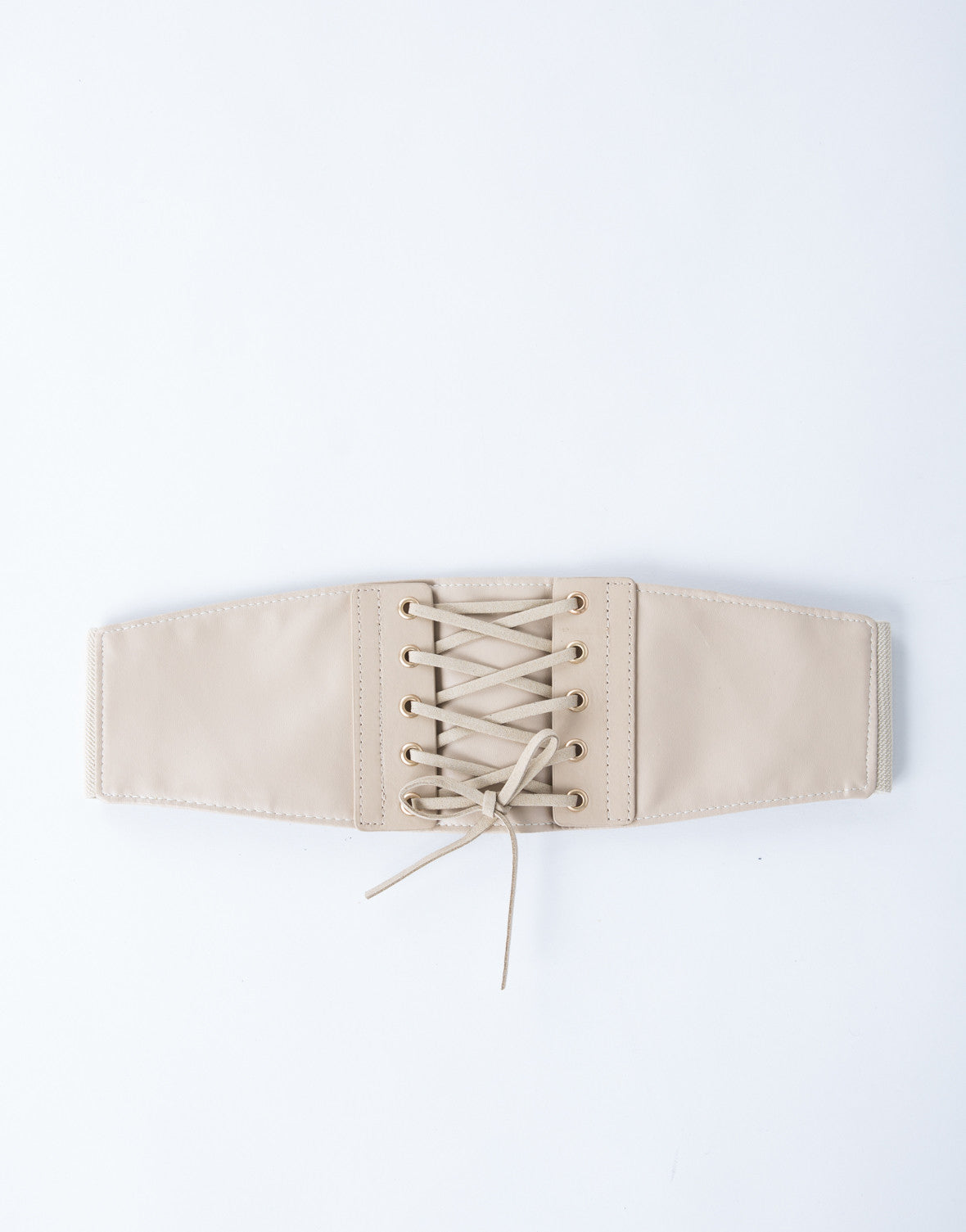 Get Tied Up Corset Belt