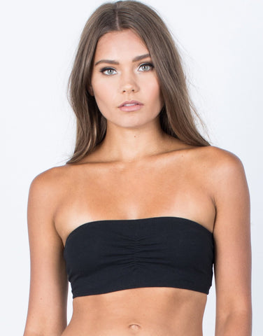 Go-To Bandeau Top - 2020AVE