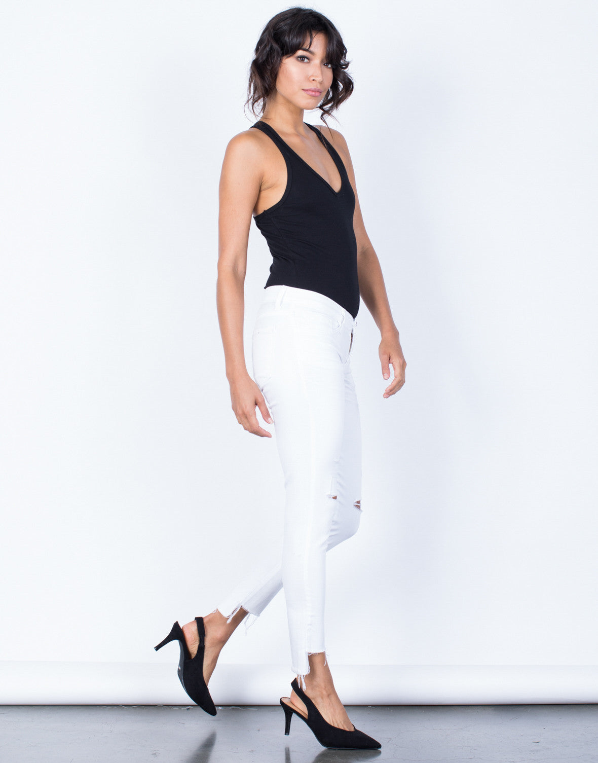 Go-To Basic Bodysuit - 2020AVE