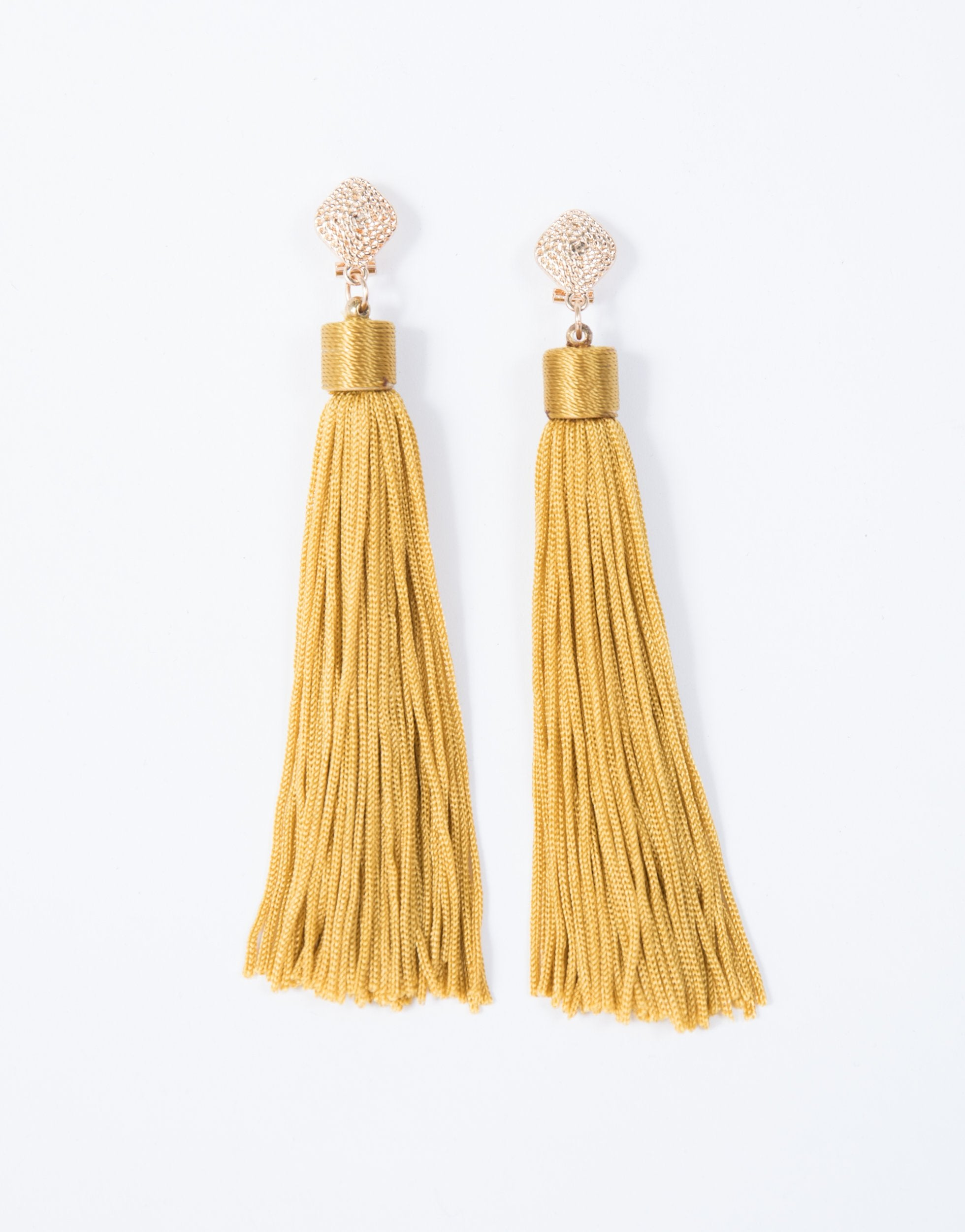 Golden Girl Earrings - 2020AVE