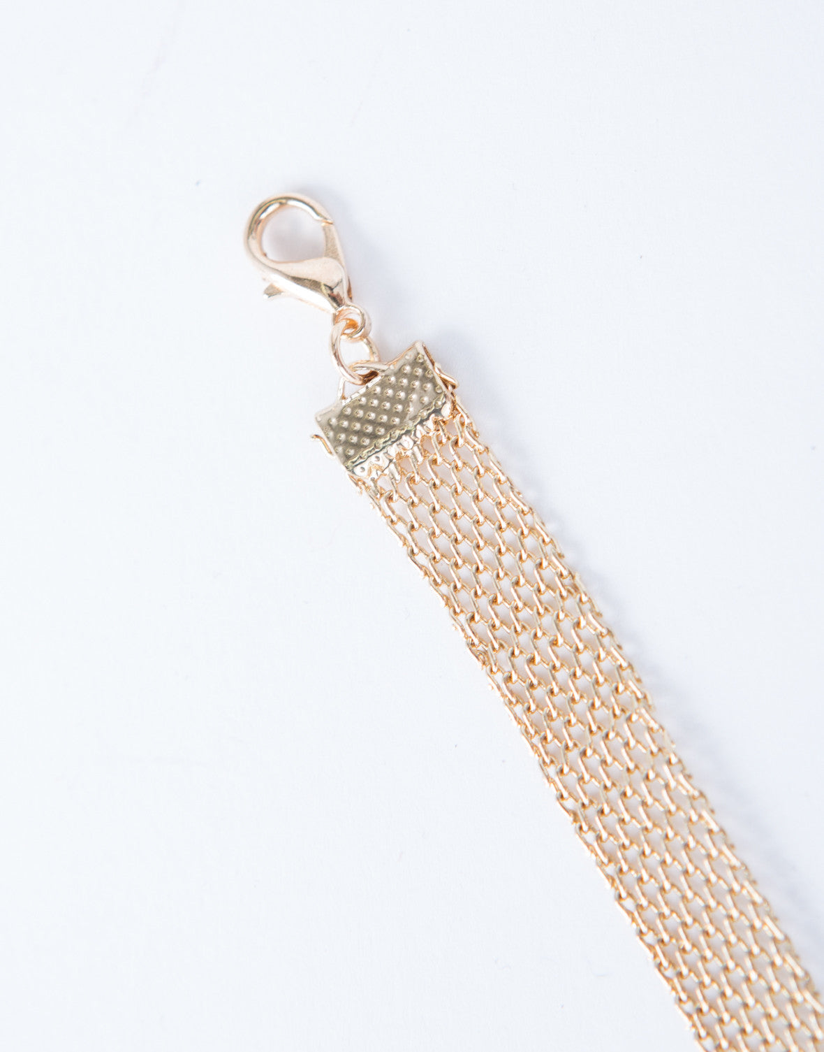 Golden Netted Choker
