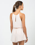 Back View of Gone With The Flow Romper