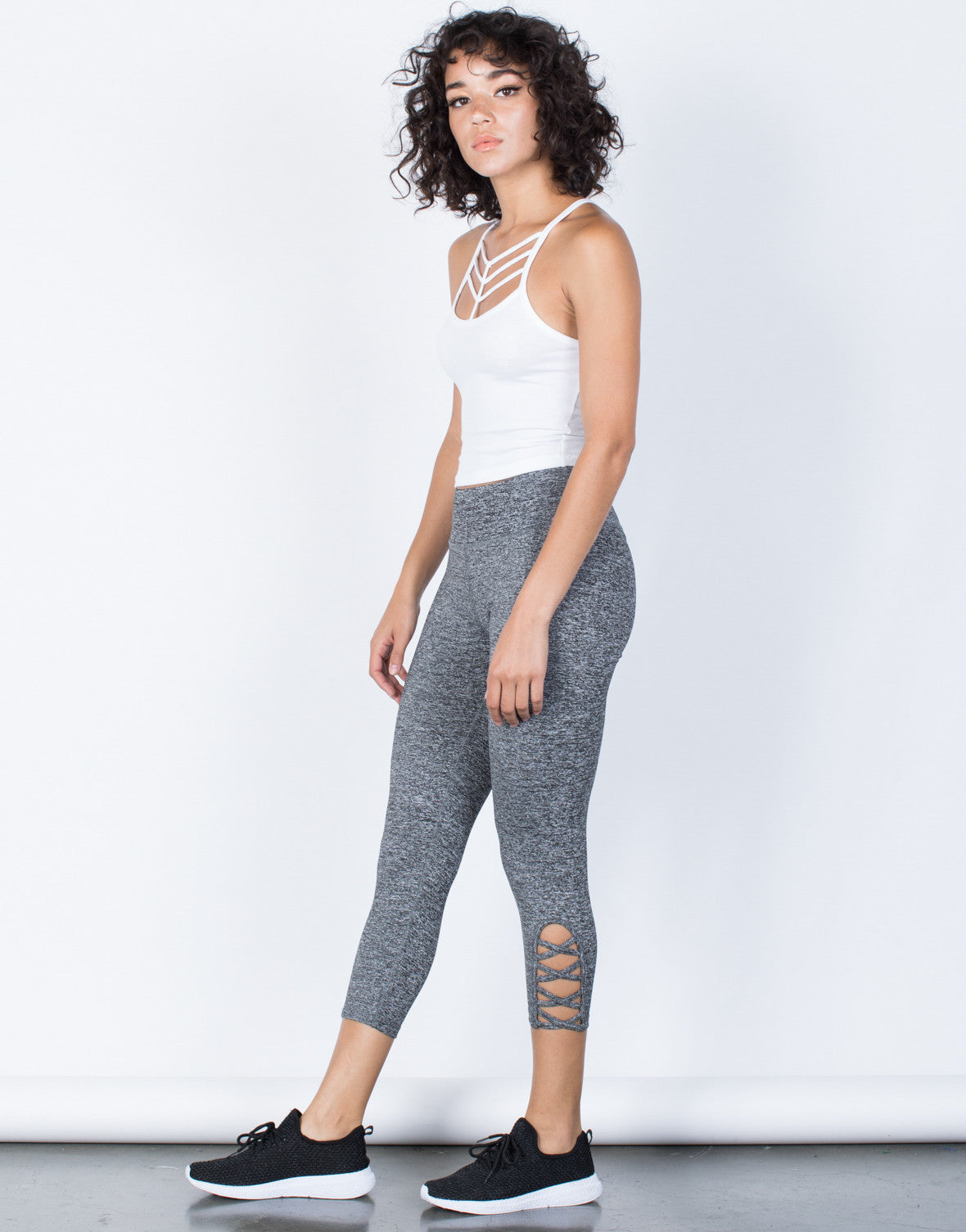 Gym Time Leggings - 2020AVE