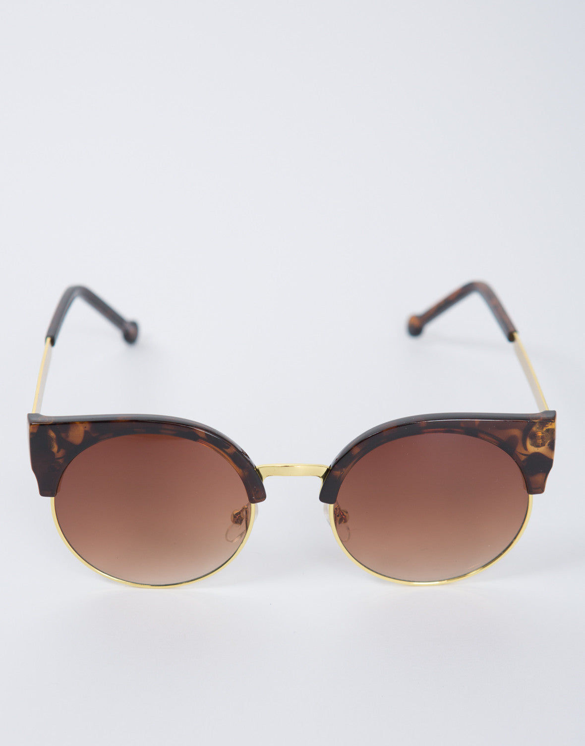 Half Framed Circle Sunnies