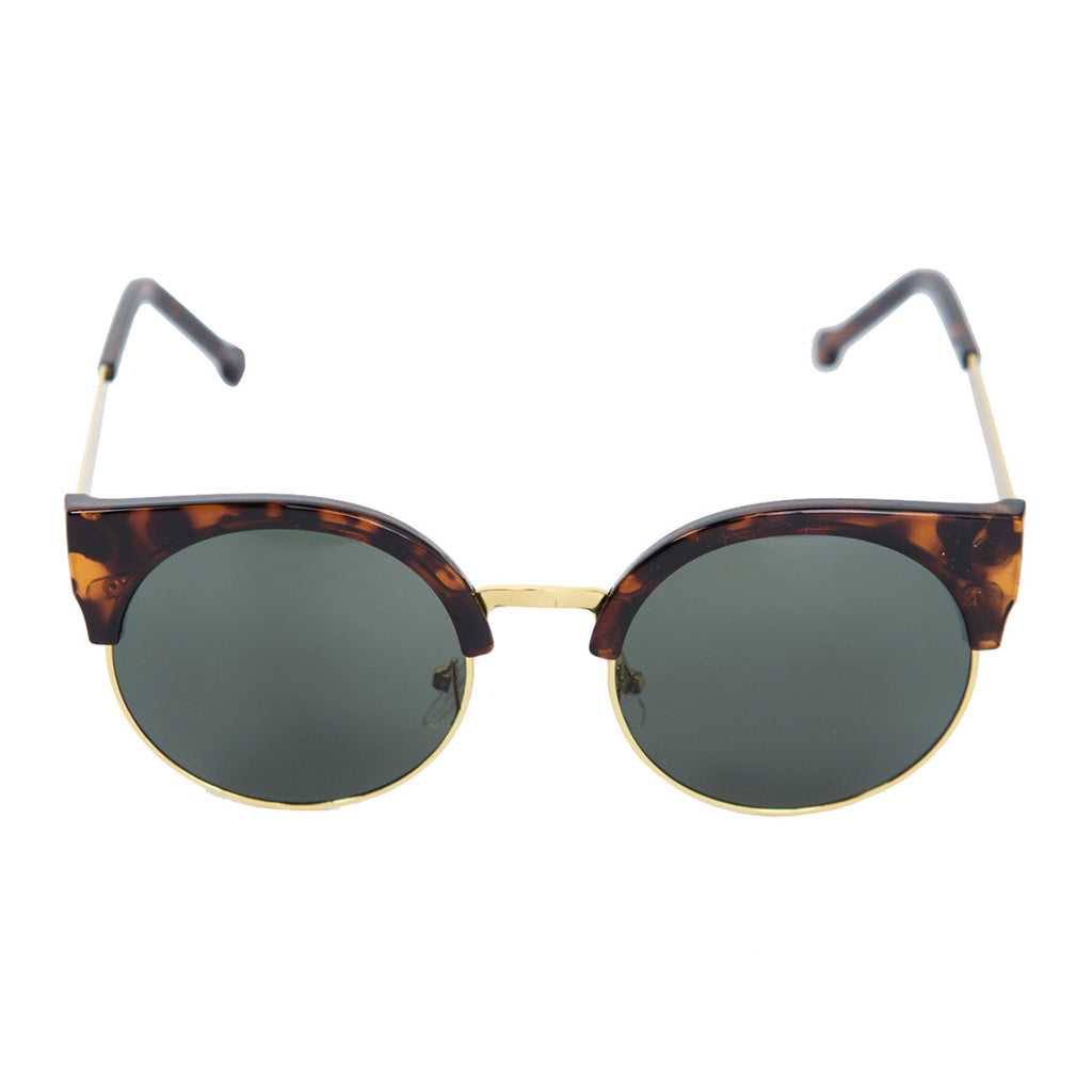 Half Framed Circle Sunnies - 2020AVE