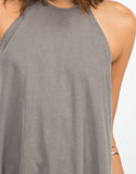 Halter Split Back Top - 2020AVE