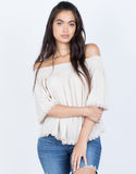 Hanna Flowy Top - 2020AVE
