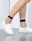 Hexagon Ankle Socks - 2020AVE