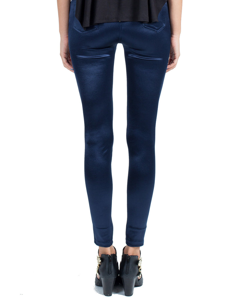 High Rise Silky Skinnies - 2020AVE