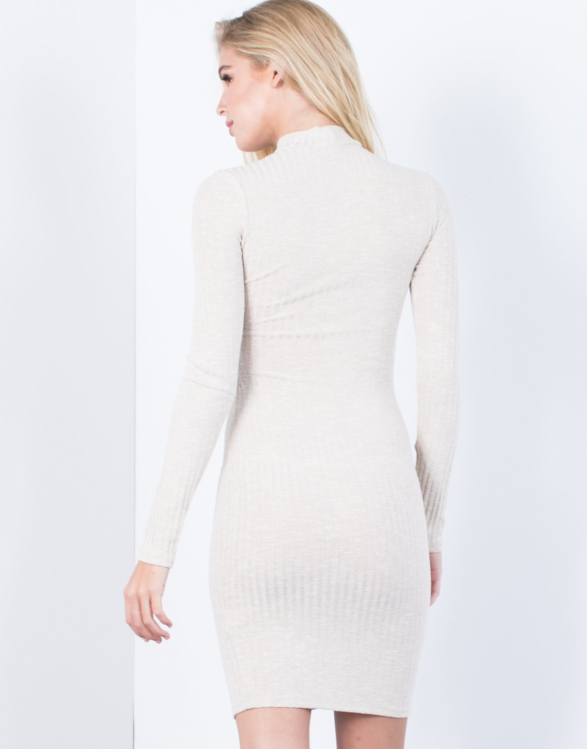 Hold Tight Sweater Dress - 2020AVE