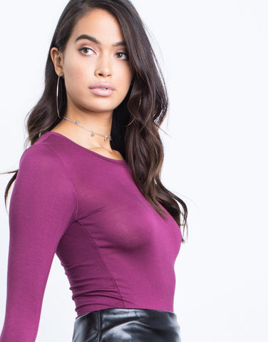 Holly Basic Top - 2020AVE