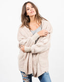 Hooded Jacket Cardigan - 2020AVE