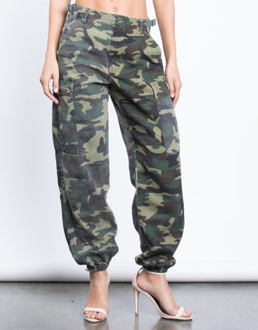 In Formation Camo Pants - 2020AVE