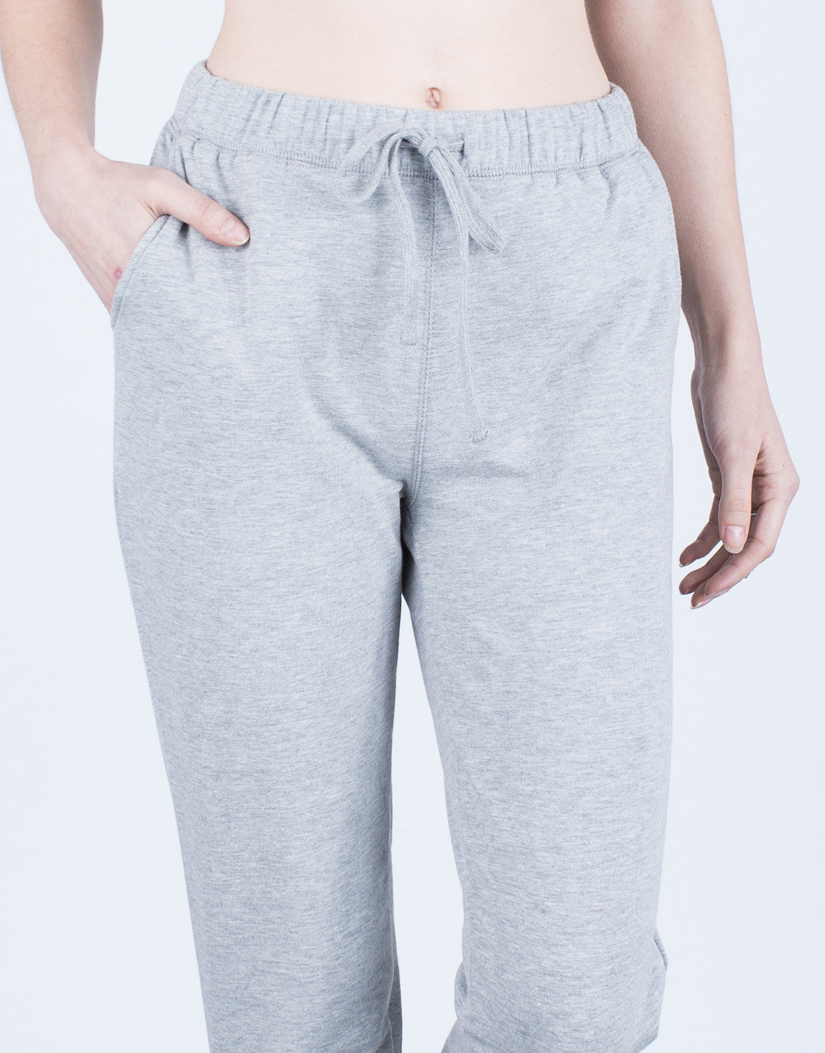 Detail of Keep Me Comfy Joggers
