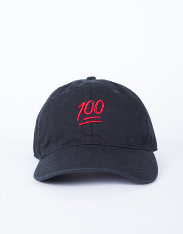 Keepin' it 100 Baseball Cap