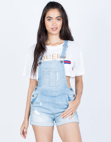 Keepin' it Cool Overalls - 2020AVE