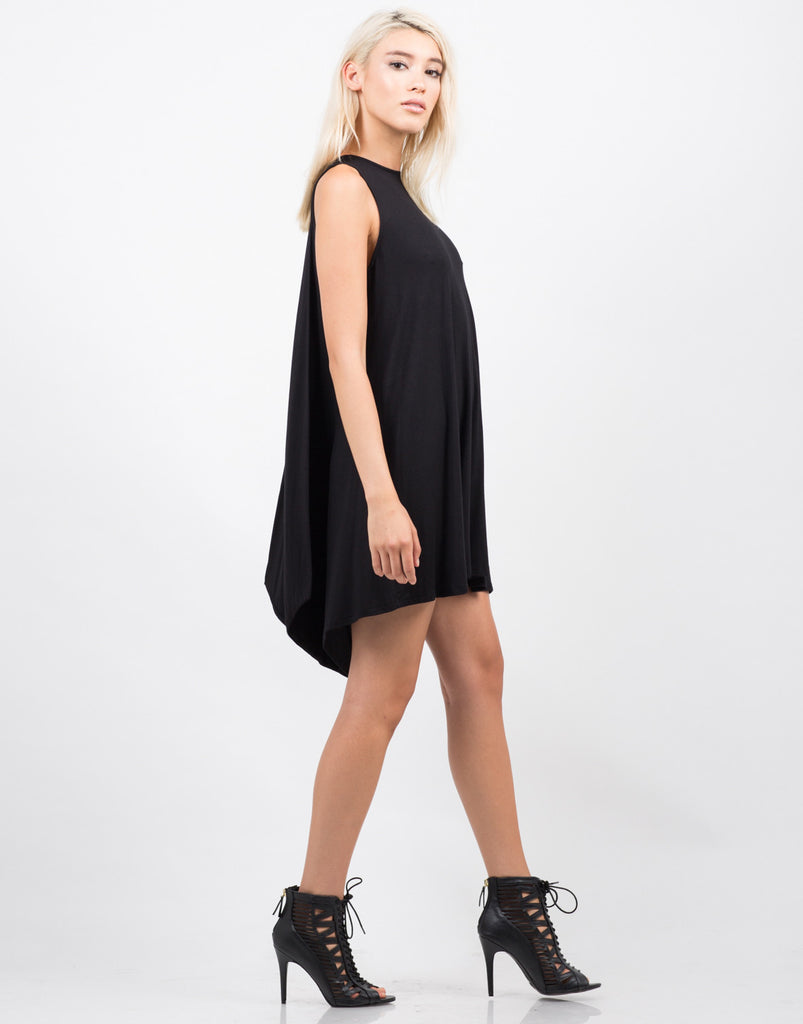 Keyhole Tank Dress - 2020AVE