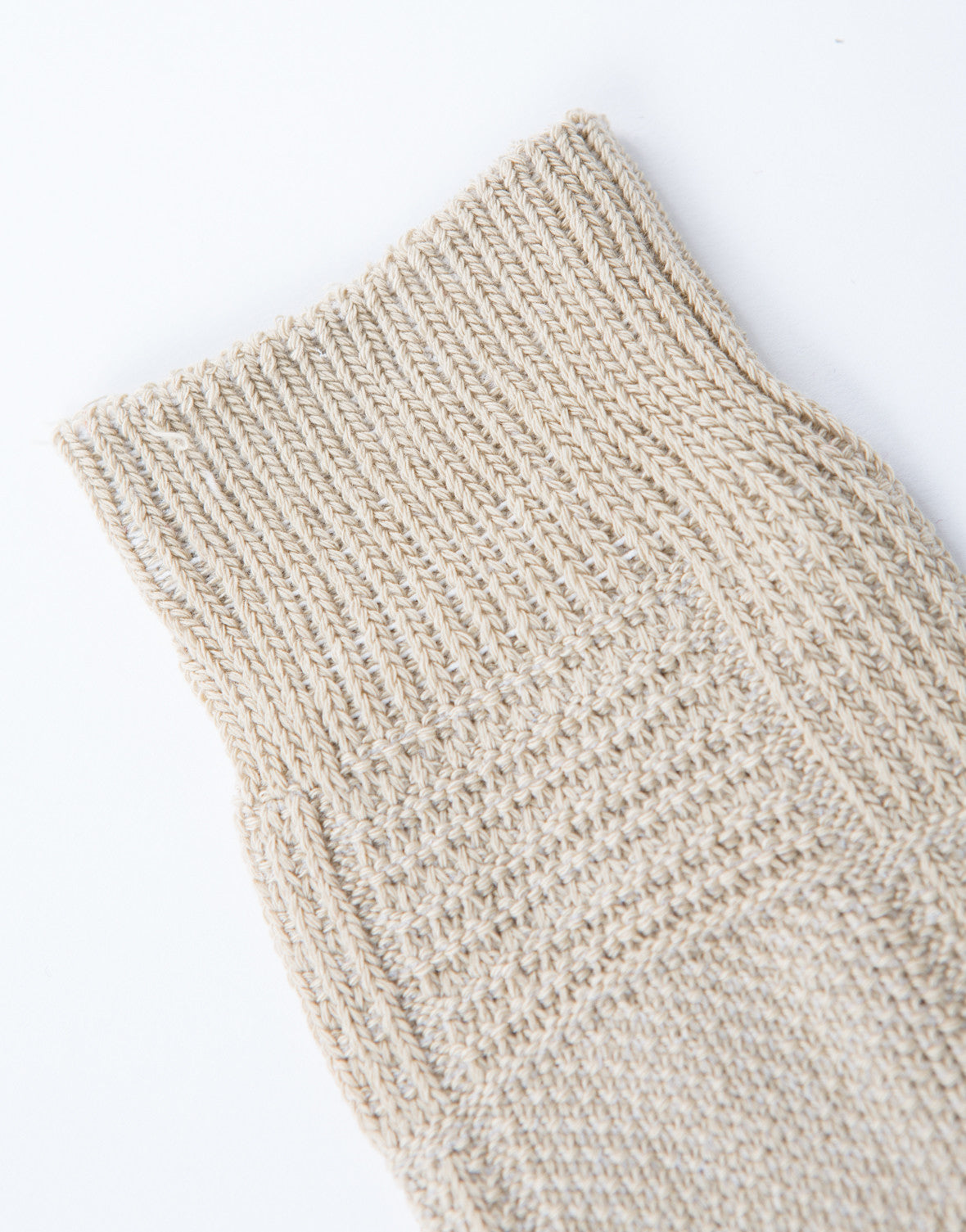 Knee High Cable Socks - Tan - 2020AVE