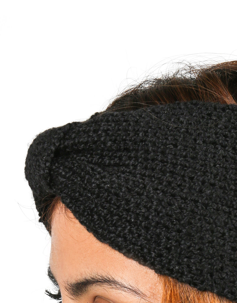 Knitted Bow Headwrap - 2020AVE