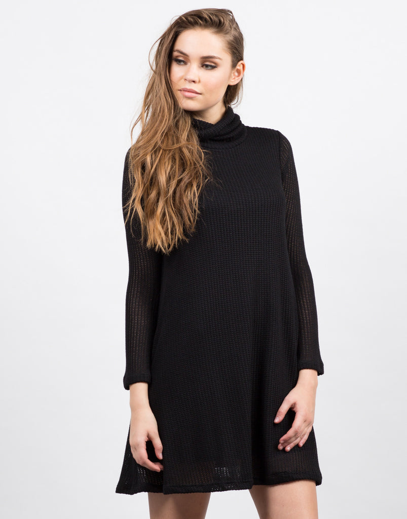 Knitted Sweater Dress - 2020AVE