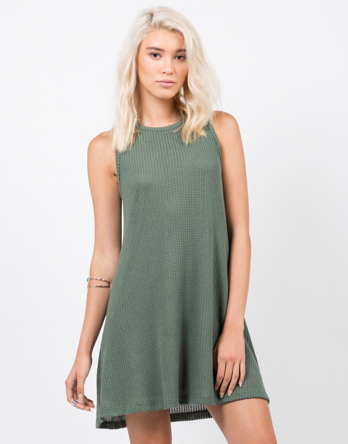 Knitted Swing Dress - 2020AVE