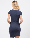 Back View of Knot It Dress