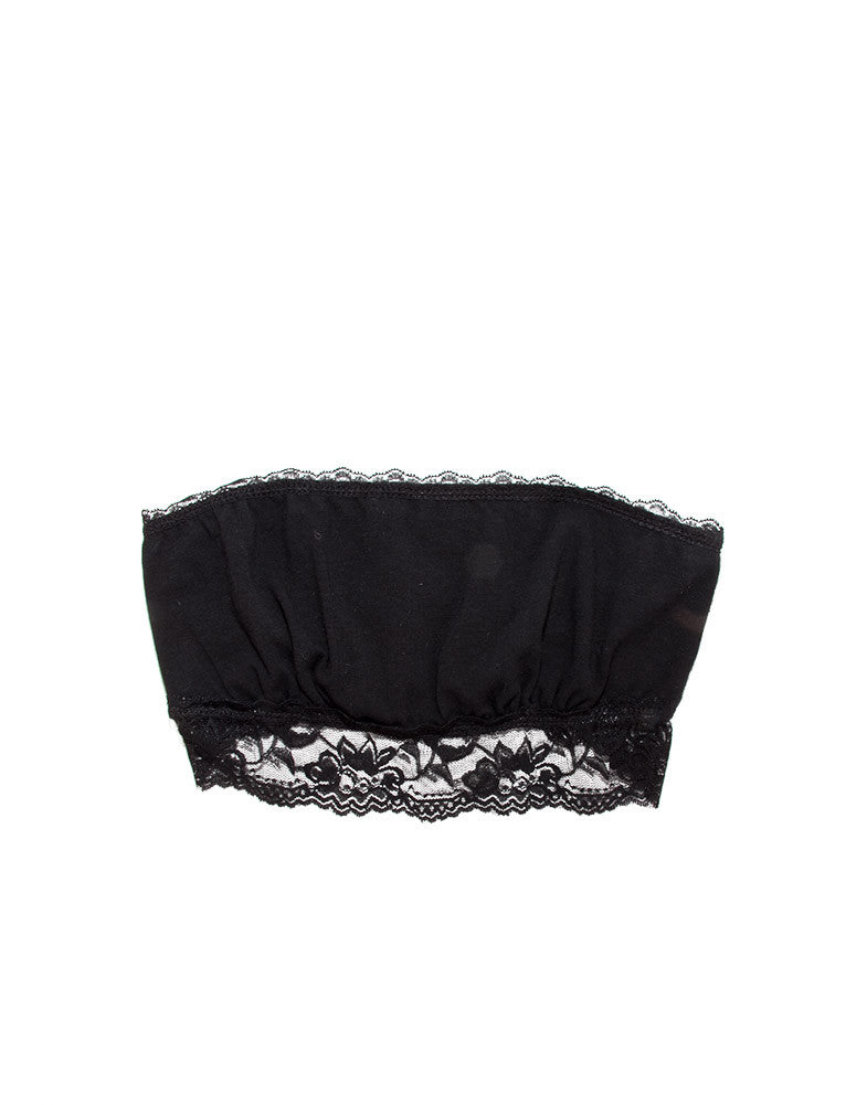 Lace Trim Bandeau - 2020AVE