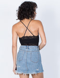 Lacey Thrills Crop Top - 2020AVE