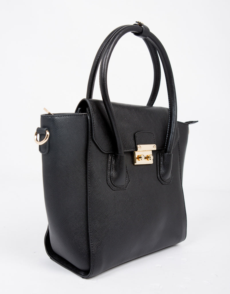 Large Structured Handbag - 2020AVE