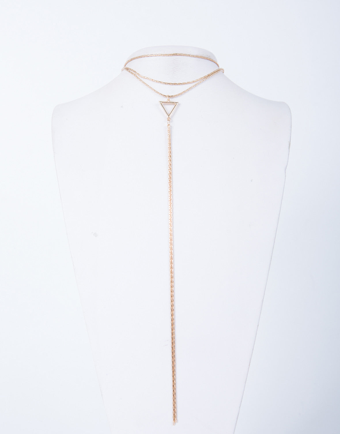 Layer Around Me Choker Necklace