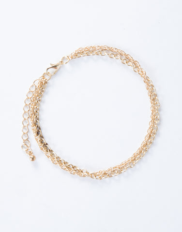Layer Me Anklet - 2020AVE